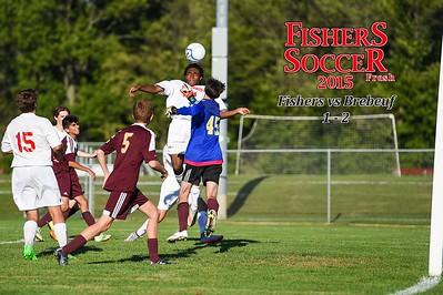 2015 Boys C-Team Soccer -  Brebeuf