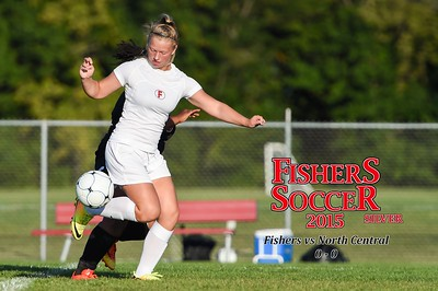 2015 Girls Silver Soccer - North Central