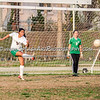 2015 Eagle Rock Girls Soccer vs La Salle Lancers