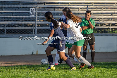 2015 Soccer Eagle Rock Girls vs Marshall 13Feb2015