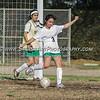 2015 Eagle Rock JV Girls Soccer vs La Salle Lancers