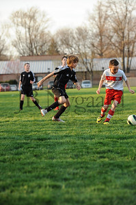 4-17-15 Bluffton U-12  (Eden's team) vs Glass City-49