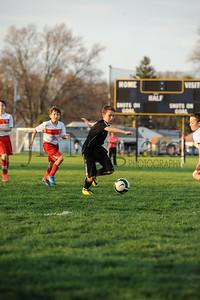 4-17-15 Bluffton U-12  (Eden's team) vs Glass City-47