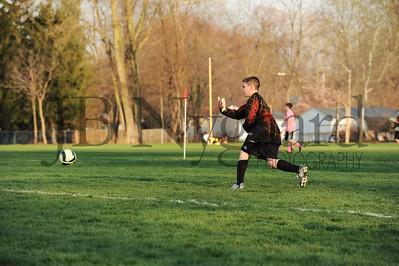 4-17-15 Bluffton U-12  (Eden's team) vs Glass City-37