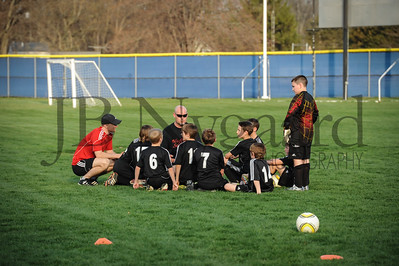 4-17-15 Bluffton U-12  (Eden's team) vs Glass City-30
