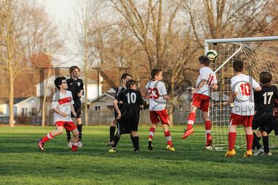 4-17-15 Bluffton U-12  (Eden's team) vs Glass City-32