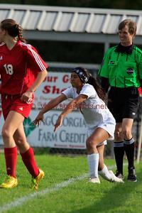 Berrien Ladies vs Thomasville