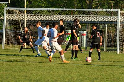 Berrien Boys vs Vidalia Playoff