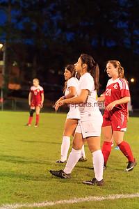 Fitzgerald Ladies vs ATCO Senior Night