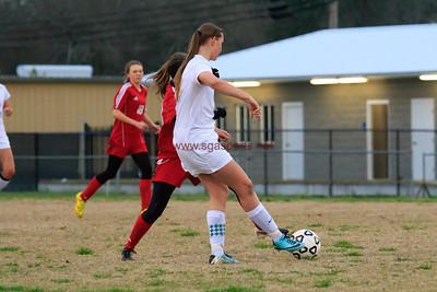 Fitzgerald Ladies vs Thomasville