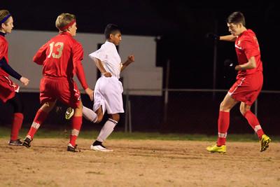 Fitzgerald Boys vs Thomasville
