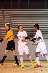 Fitzgerald Boys vs Irwin