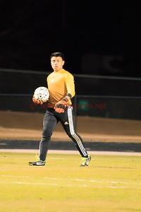 Tift County boys Soccer vs Cario
