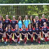 2015-16 Women's Soccer Team