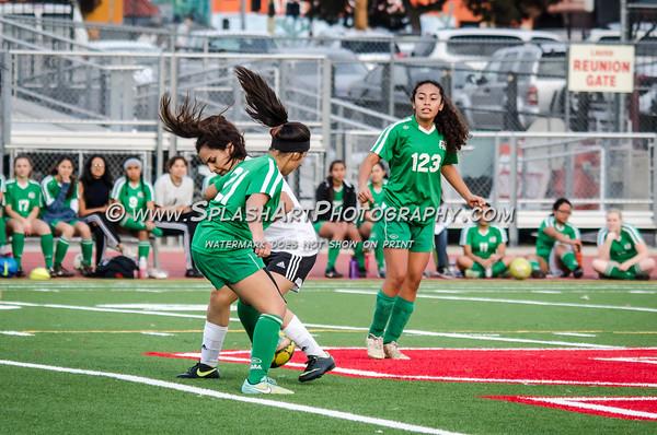 2016 Eagle Rock Soccer vs Sotomayor Wolves