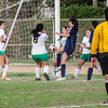 2016 Eagle Rock Girls Soccer vs Franklin Panthers