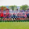 2016 Washington Spirit Team Photo and staff