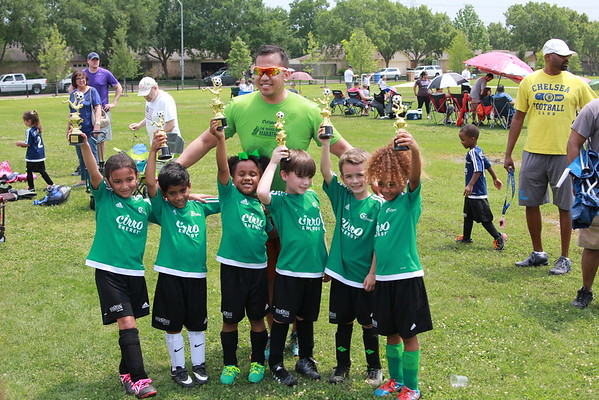2016 - Spring Soccer