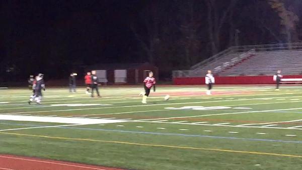 Senior Soccer night videos 11/22/16