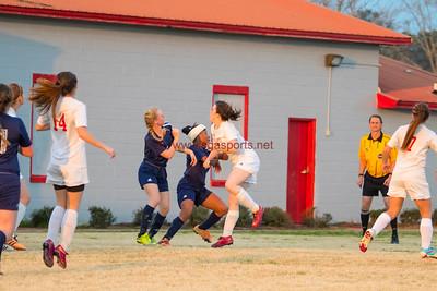 Berrien vs Thomasville Ladies