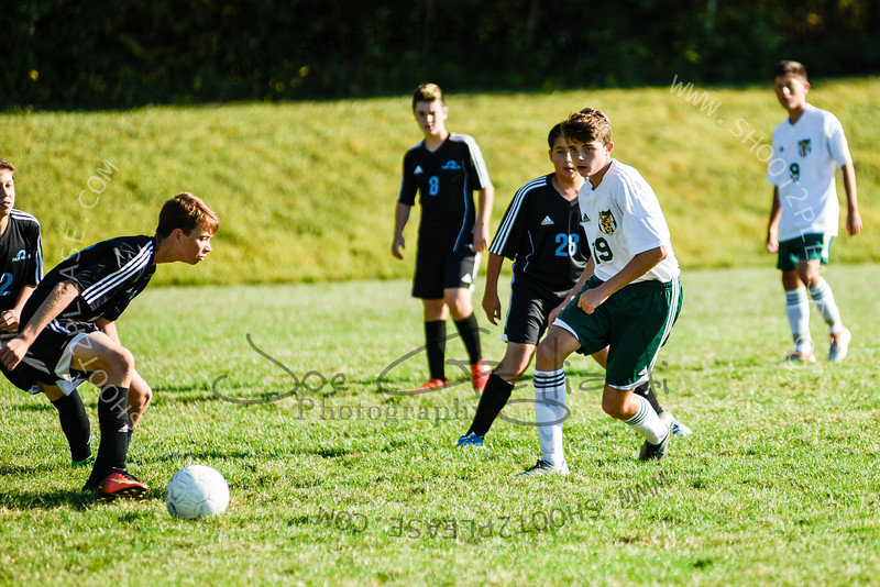 From MK-Freshmen game on Sep 16, 2016 - Joe Gagliardi Photography
