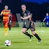 DC United midfielder Rob Vincent