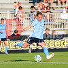 Sky Blue FC defender Christine Rampone