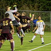 20160917 Mens Soccer Seattle Pacific University Falcons versus Fort Hayes State University Tigers Snapshots
