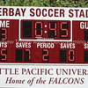 20161015 Womens Soccer Seattle Pacific University Falcons versus Simon Fraser University Clan Snapshots