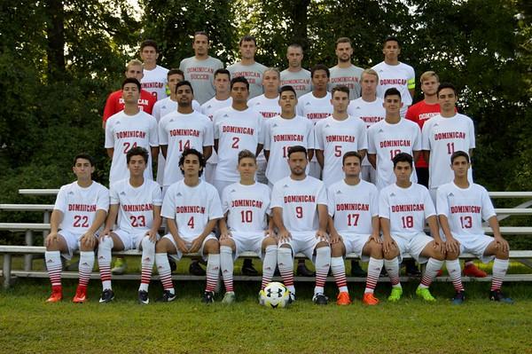 2017-18 Men's Soccer