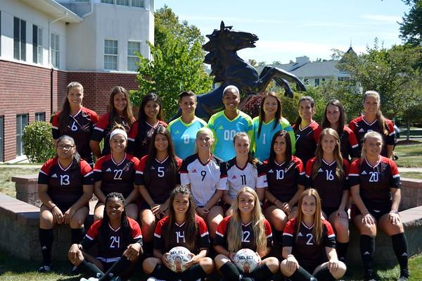 2017-18 Women's Soccer