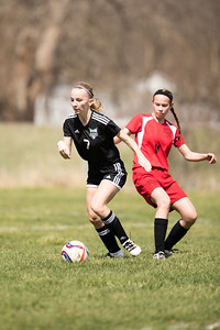 Girls Soccer: SWCHA Saints vs Quad City Christian Eagles