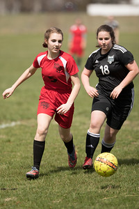 Girls Soccer: SWCHA Saints vs Faith Christian Falcons