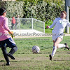2017 Eagle Rock Girls Soccer vs Community Charter