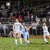 2017 Eagle Rock Girls Soccer vs Marshall Barristers