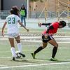 2017 Eagle Rock Girls Soccer FINALS vs South Gate Rams