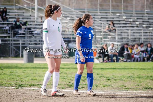 2017 Eagle Rock Soccer vs North Hollywood Huskies