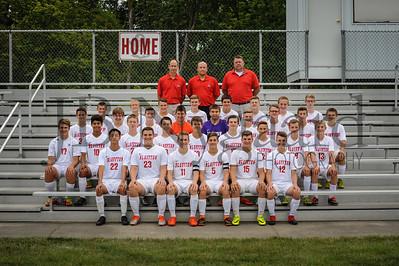 2017 BHS boys soccer