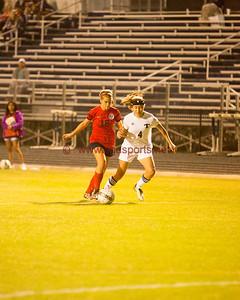 Deerfield vs Tift County Soccer Shine Rankin Jr. /SGSN