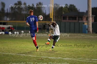 WBHS Soccer vs Lordstown-86