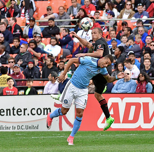 DC United vs. New York FC