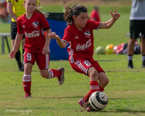 2018-09-08 Hailey Select Soccer Gulfport MS