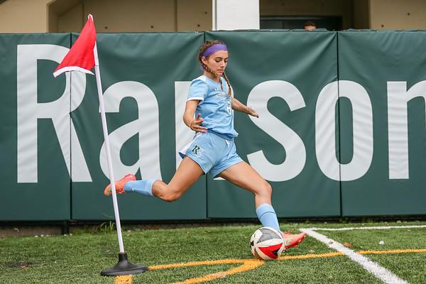 Ransom Everglades vs. Miami Edison. Girls Soccer 11/2018