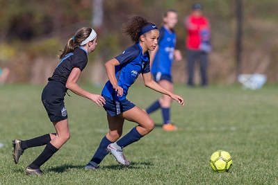 CASA 05F Elite vs. Keystone FC in EDP league play November 4, 2018