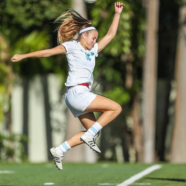 Ransom Everglades Girls' Soccer
