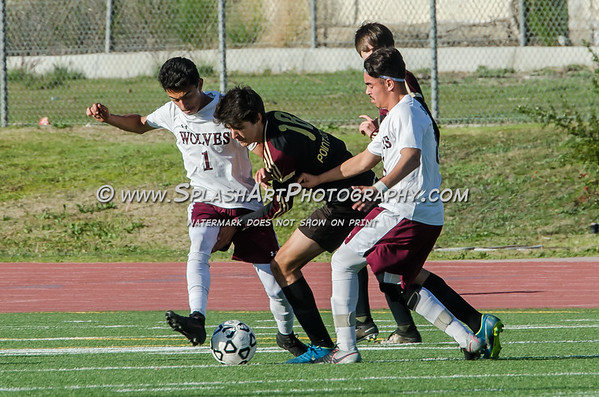 2018 Sotomayor Boys Soccer vs Point Loma
