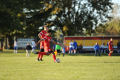10-24-18 Bluffton HS Boys Soccer at Semi-Distrcts vs Conteninental-12