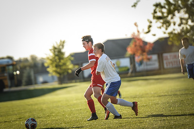 10-24-18 Bluffton HS Boys Soccer at Semi-Distrcts vs Conteninental-94
