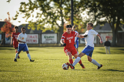10-24-18 Bluffton HS Boys Soccer at Semi-Distrcts vs Conteninental-93