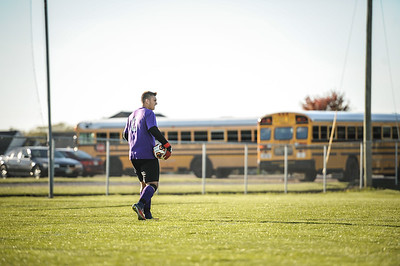 10-24-18 Bluffton HS Boys Soccer at Semi-Distrcts vs Conteninental-9
